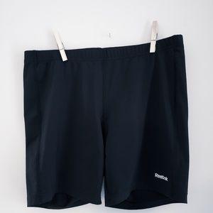 Reebok spandex/bike shorts